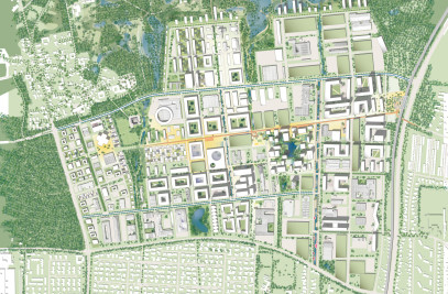 Hersted Industrial Park Masterplan