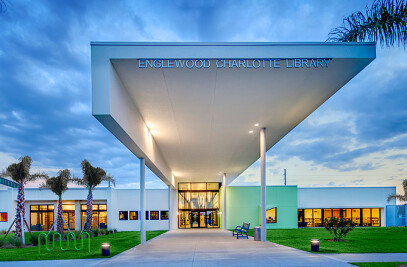 Charlotte County / Englewood Library Remodel and Expansion