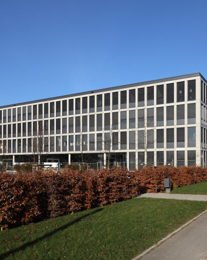Head office for ABLE GROUP, Gummersbach