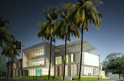 Ringling College of Art and Design - Central Library