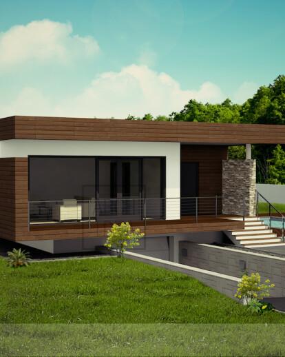 Eco maison VICTORIA - I