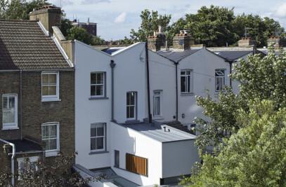 Islington House Remodeling