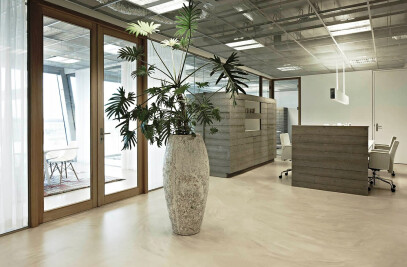 Belvedair Office by M+R