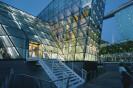 Crystal Pavilion (the Louis Vuitton Island Maison)
