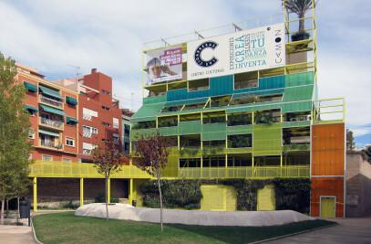 Las Cigarreras - Alicante Smart Cities 2011