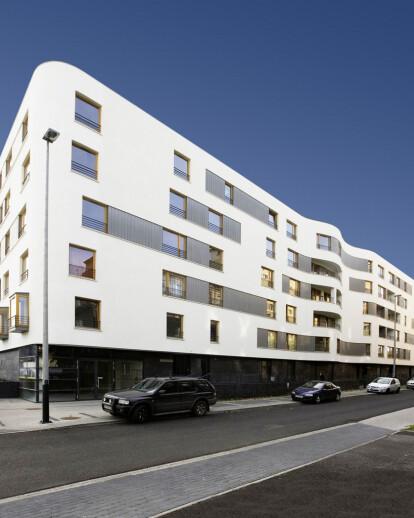 Przy Bulwarze Apartments in Cracow