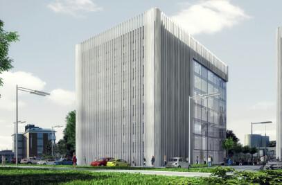 G.O. CENTER Building