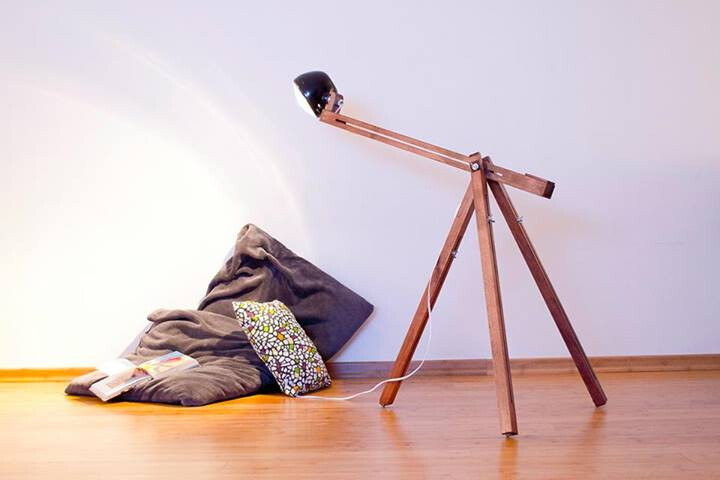 contemporary floor lamp