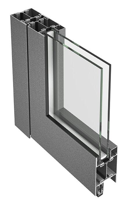 Janisol doors and windows