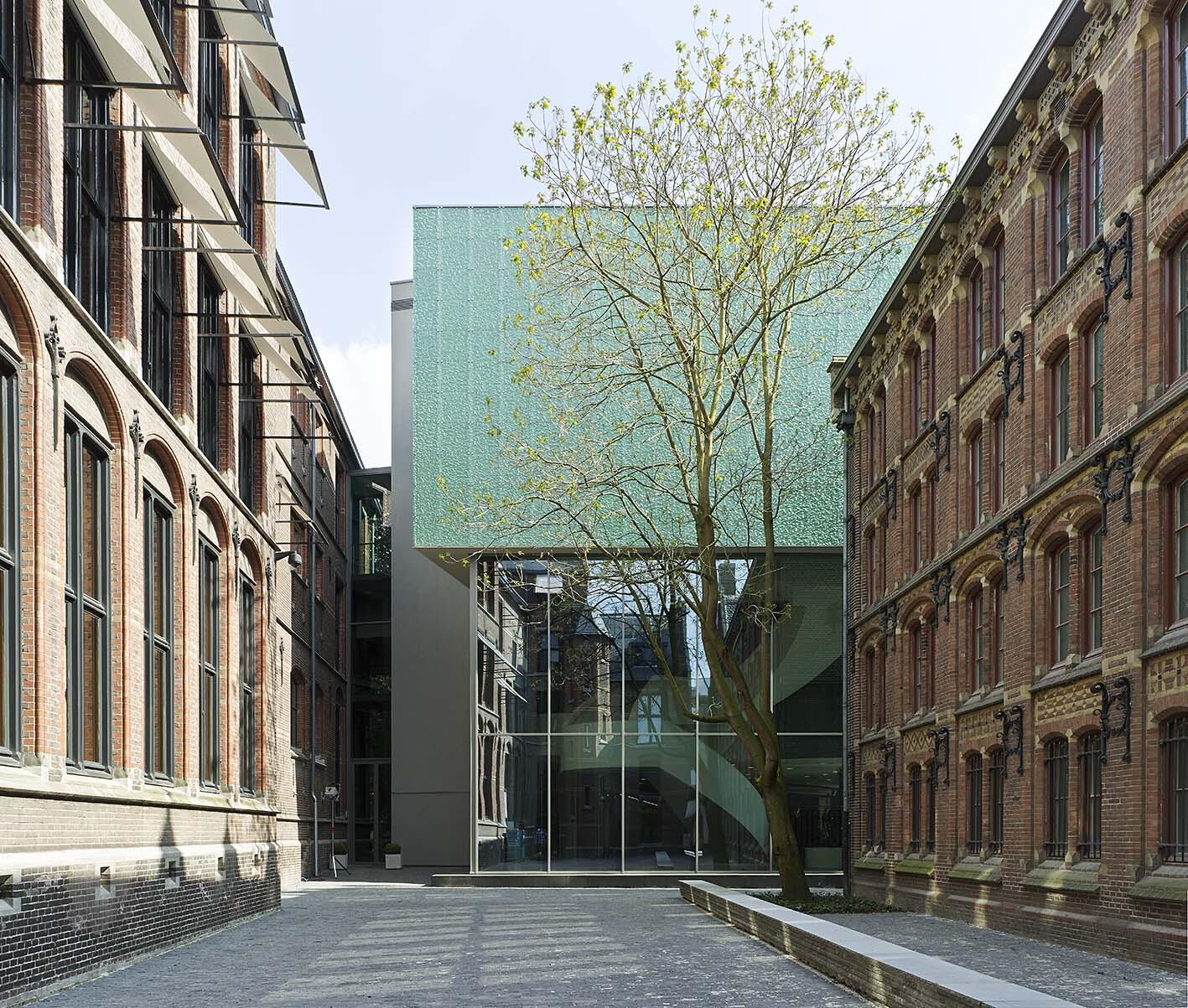 Den Bosch Museum Quarter