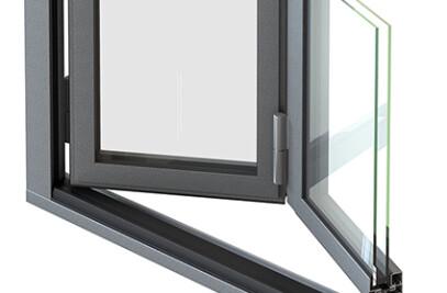 Jansen steel folding walls