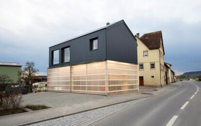 Fabian Evers Architecture