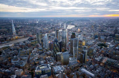 London's Growing… Up!