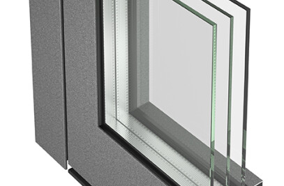 Janisol HI - highly insulated steel doors and windows