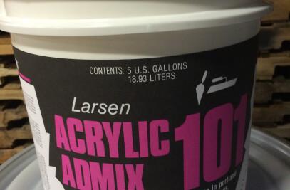 Acrylic Admix