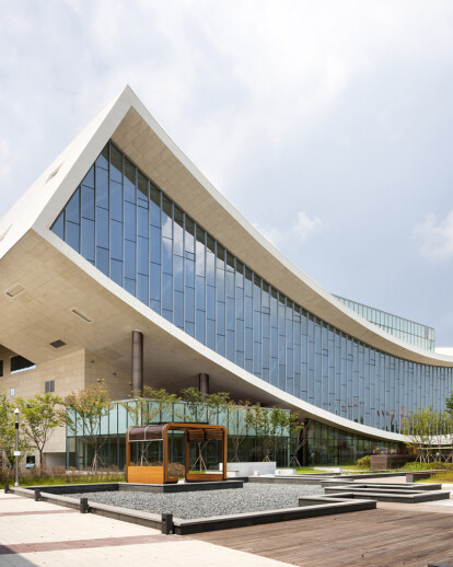 National Library of Sejong
