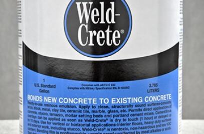 Weld Crete