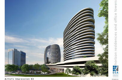 Horizon Residence & Office Towers – Maputo, Mozambique