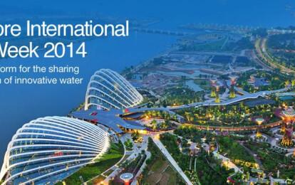 Singapore International Water Week 2014