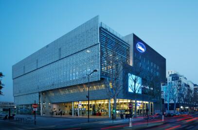 UGC Cinema complex