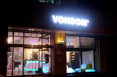 New VONDOM Flagship Store Korea