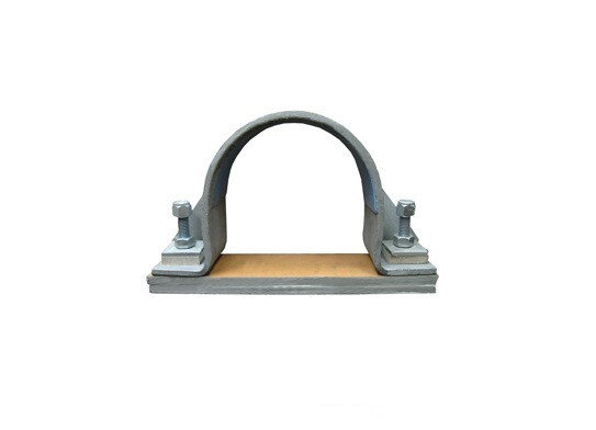 Hold-down Pipe Clamps