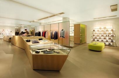 Richard James flagship store