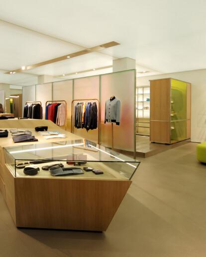 Richard James flagship store