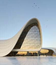 World-class cultural buildings