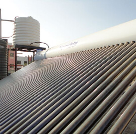 500 LPD Solar Water Heater