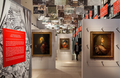 Georgians Revealed Exhibition