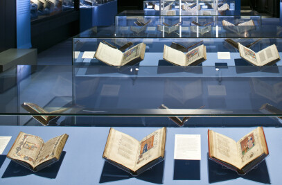 Royal Manuscripts Exhibition
