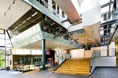 Stockholm Post Headquarters