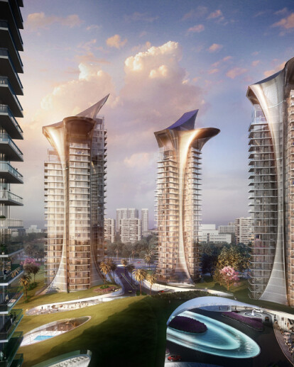 Residential Towers - Gurgaon, India
