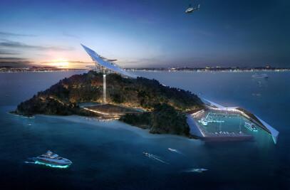 Sivriada Icon Island