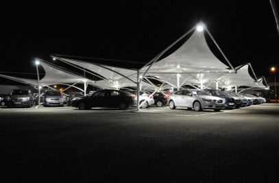 Innovative Car Parks by Esmery Caron