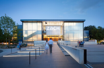 Topfer Theater at ZACH