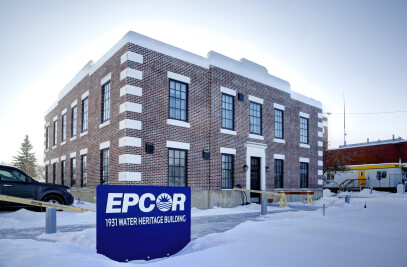 EPCOR 1931 Heritage Building