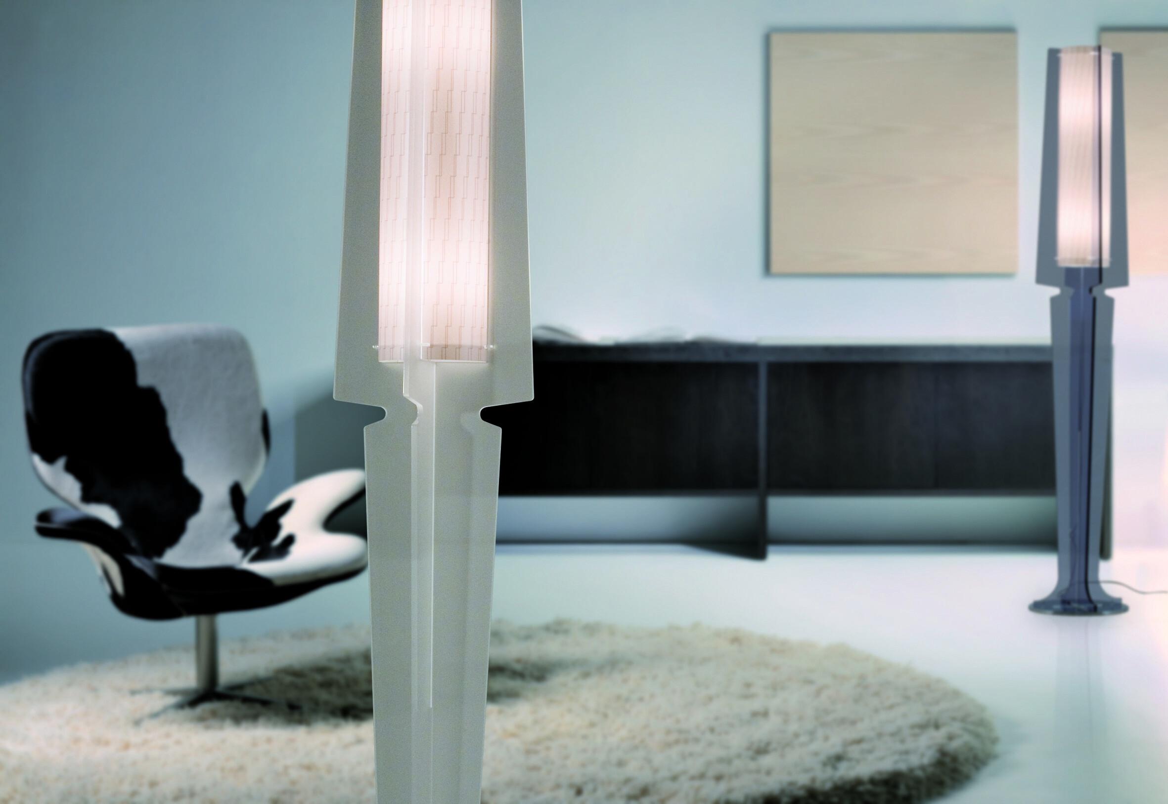 Floor lamp. DEA