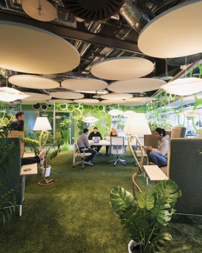Google Office Campus Dublin