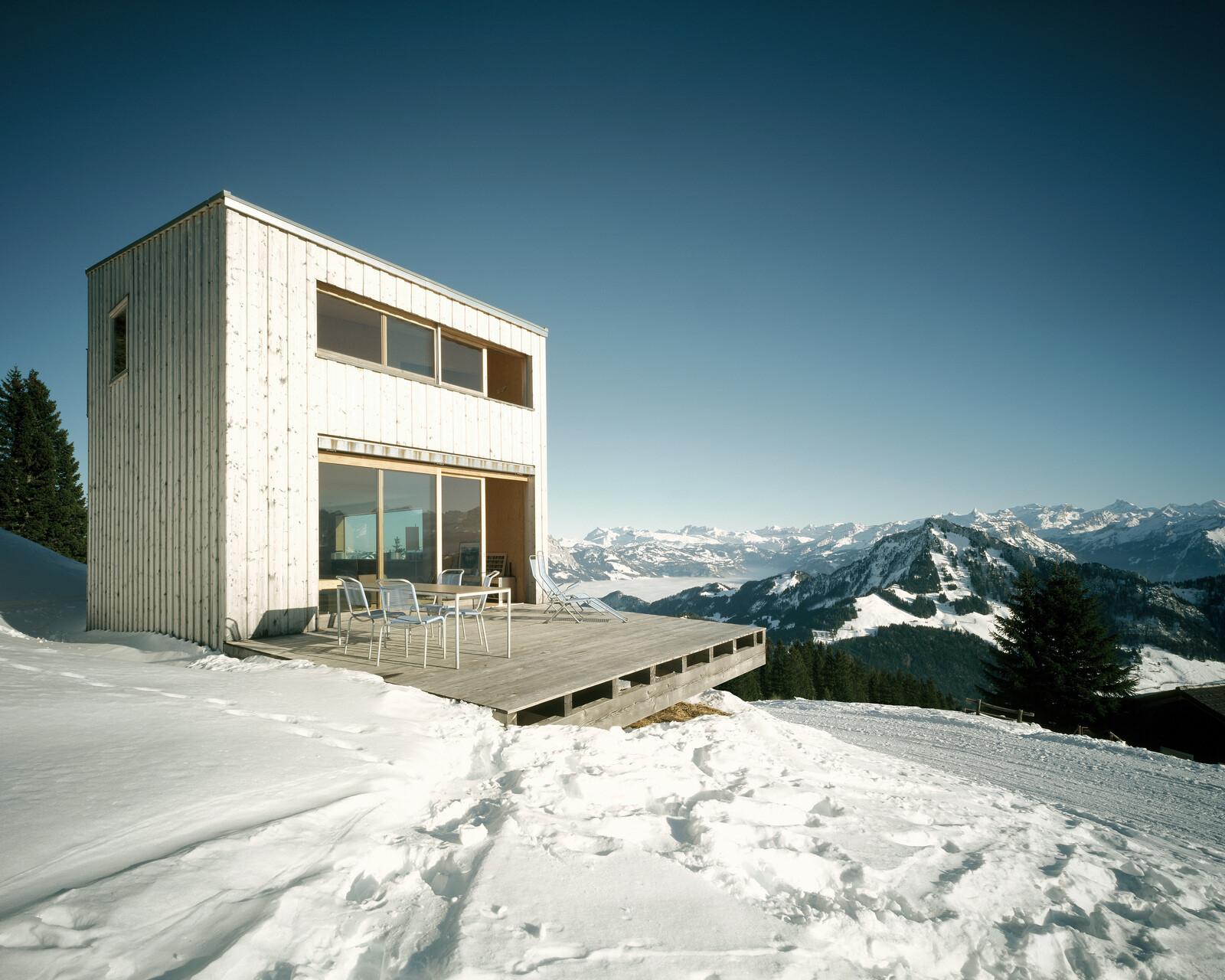 Andreas Fuhrimann Gabrielle Hächler Architekten ETH/BSA