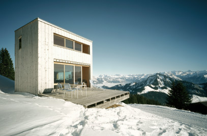 Holiday House on the Rigi Scheidegg