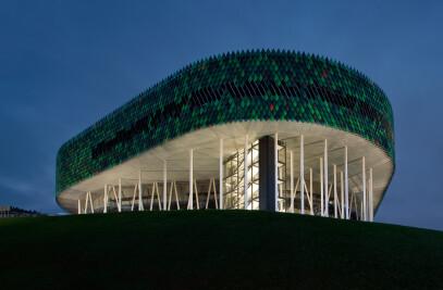 Bilbao Arena and Sports center
