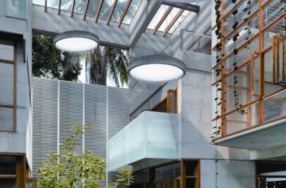 ICementi Zero51 ceiling mounted