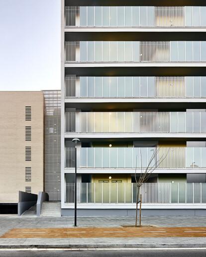 Social Housing in Terrassa