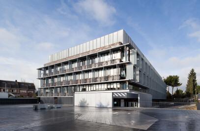 New ONO corporate headquarters