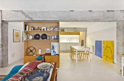 Refurbishment apartment in Palma