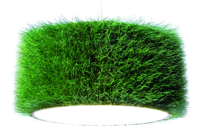 Grass Lampshades