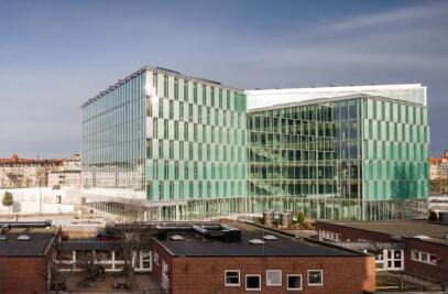 Sustainability through integrated design - New City Council Building in Lund, Sweden