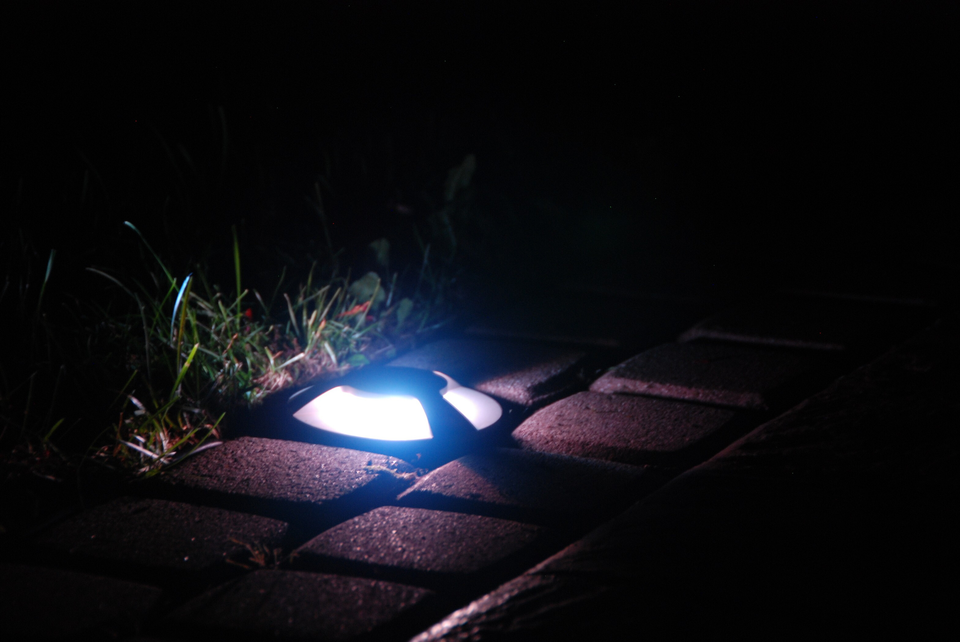 Surface Ground LED Light UFO